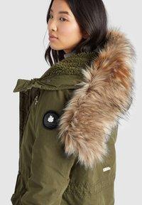 khujo - KENITA4 - Winter coat - oliv - 7