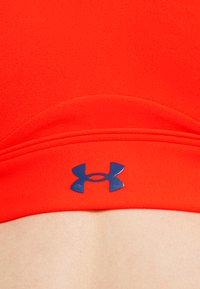 Under Armour - INFINITY HIGH BRA - High support sports bra - red - 4