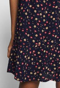 Superdry - DAISY BEACH DRESS - Korte jurk - navy floral - 5