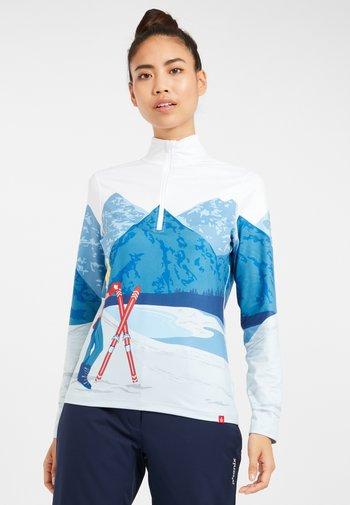 SKIROLLI MAPLE - Sportshirt - snow