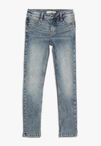 Name it - NKMPETE PANT - Skinny džíny - light blue denim - 0