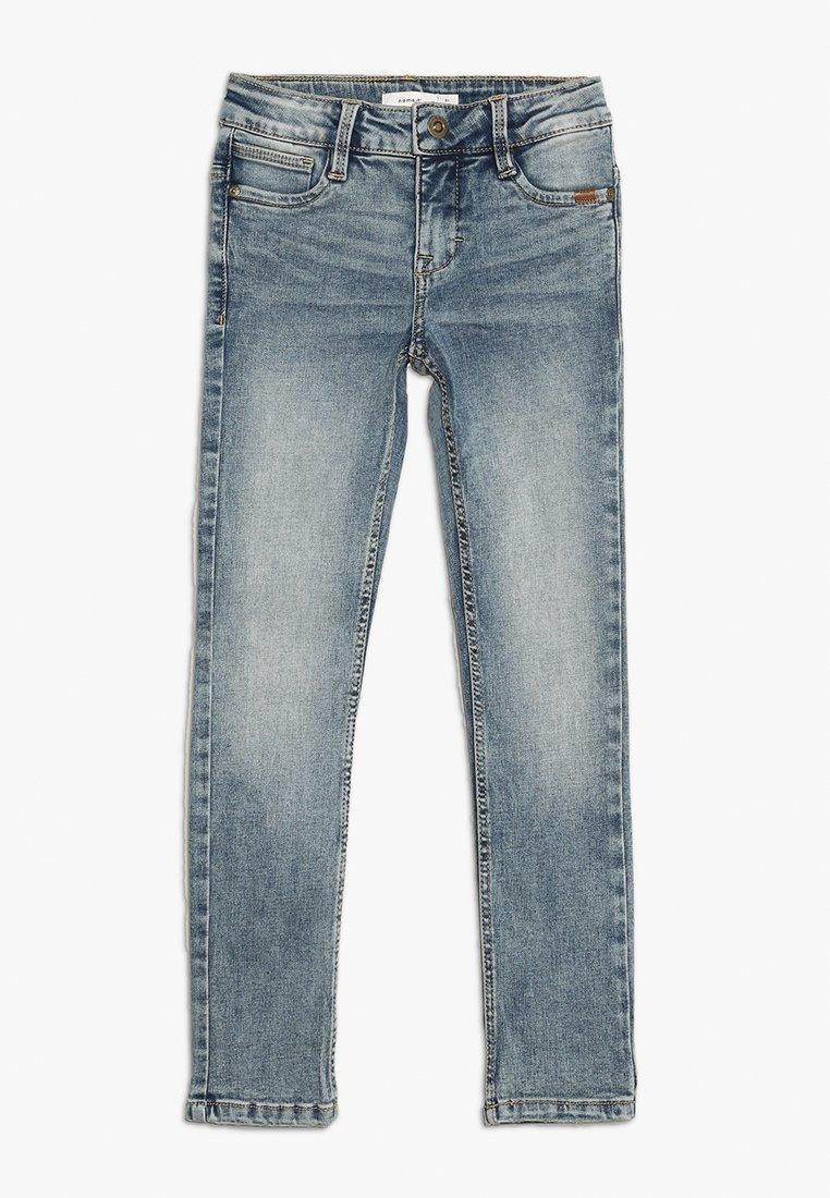 Name it - NKMPETE PANT - Skinny džíny - light blue denim