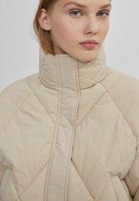 Bershka - Light jacket - beige - 4