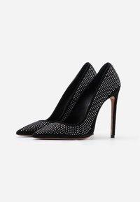 Oxitaly - CLAUDIE - High heels - nero - 2