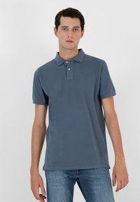 Scalpers - Polo shirt - blue - 0