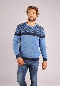 Gabbiano - Jumper - blue - 0