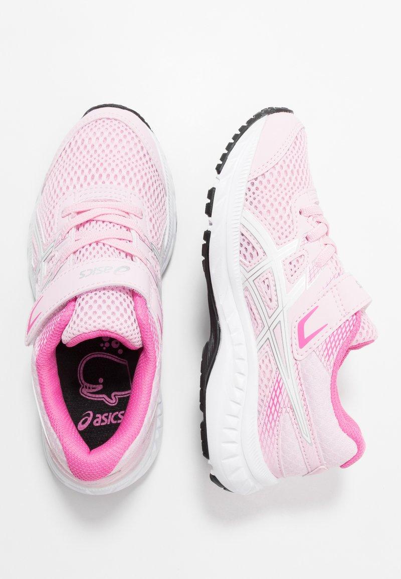 ASICS - CONTEND 6 - Zapatillas de running neutras - candy/white