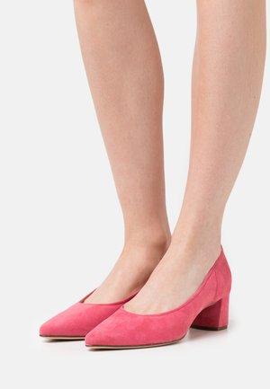 PRESTIGE - Klassiske pumps - pink