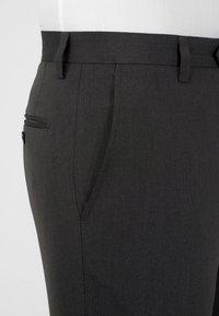 Next - SUIT TROUSERS - Pantaloni eleganti - grey - 4