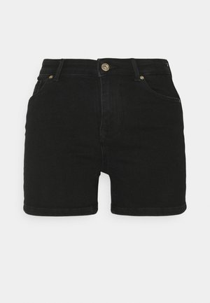 ONLPOWER LIFE  - Shorts di jeans - black