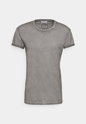 ZANDER VINTAGE - Jednoduché triko - vintage grey