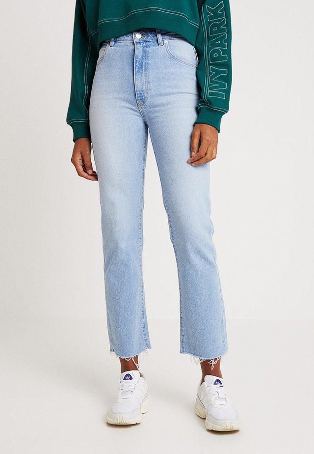 ORIGINAL - Straight leg jeans - comfort sky