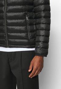 KARL LAGERFELD - JACKET - Light jacket - black - 6