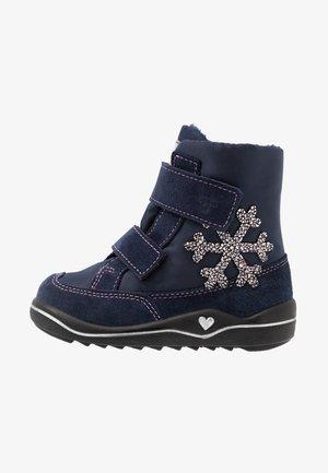 HILDI - Vauvan kengät - marine/nautic