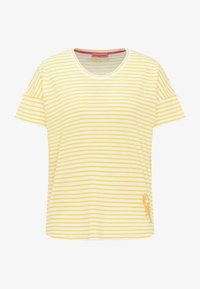 Frieda & Freddies - Print T-shirt - light yellow - 0