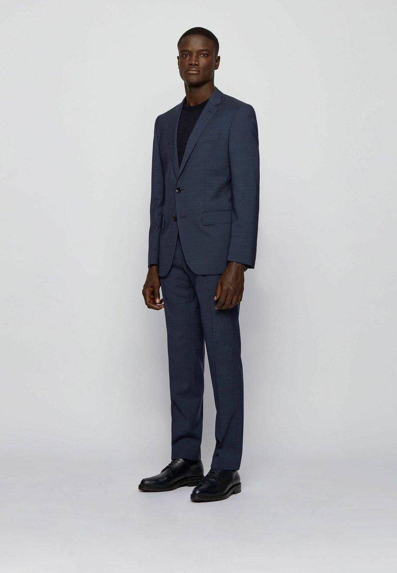 BOSS - HUGE6/GENIUS5 - Suit - dark blue