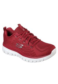 Skechers - Trainers - red - 1