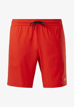 WORKOUT READY SHORTS - Sports shorts - red