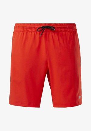 WORKOUT READY SHORTS - Pantalón corto de deporte - red