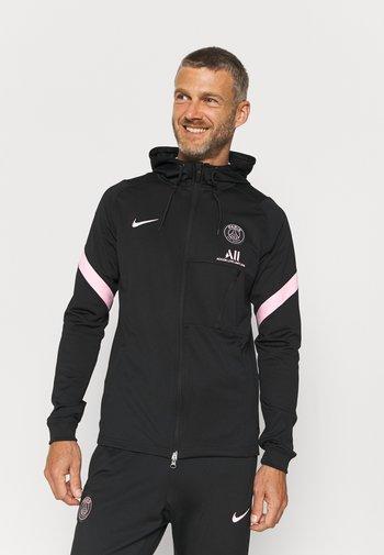 PARIS ST. GERMAIN - Club wear - black/arctic punch