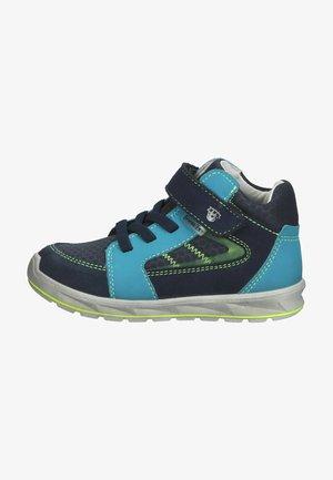 Sneakers hoog - nautic/ozean