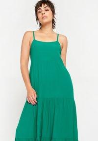 LolaLiza - Maxi dress - green - 4