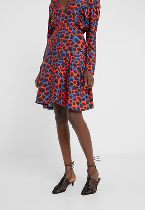 LEELA - A-line skirt - ultramarine