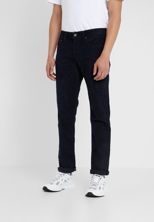 PANTS - Trousers - cadet navy