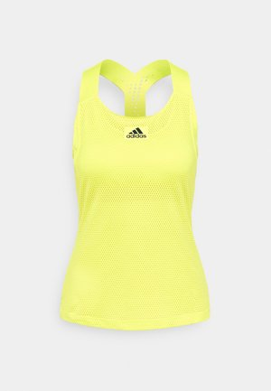 TANK - T-shirt sportiva - yellow