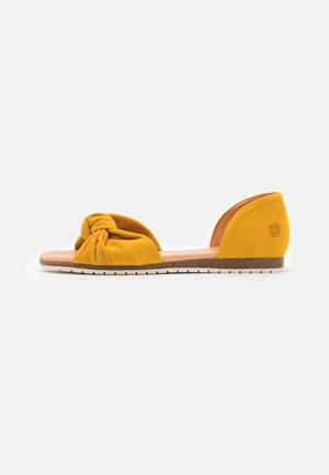 CHELSEA - Sandals - yellow