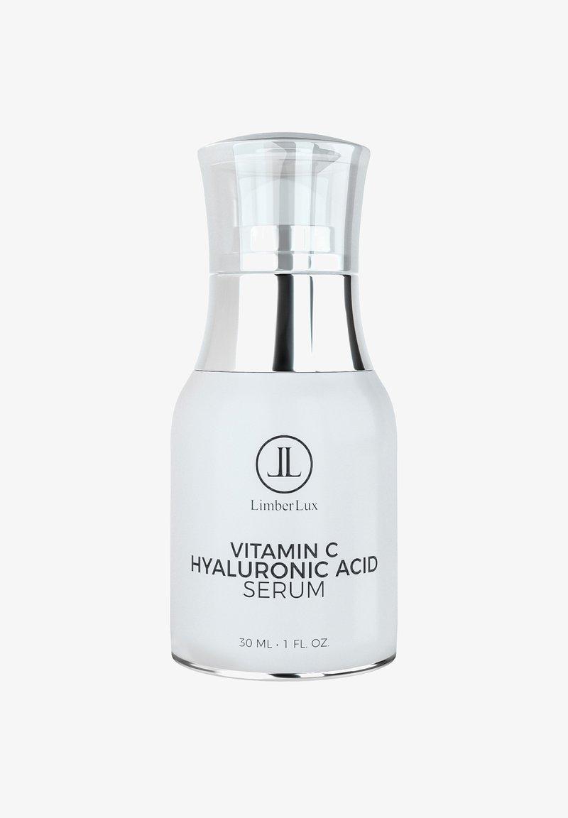 Limberlux - VITAMIN C SERUM WITH HYALURONIC ACID AND ALOE VERA - Serum - -