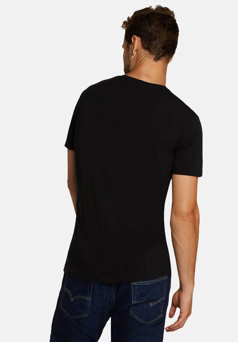 Bamboo Basics - Basic T-shirt - black