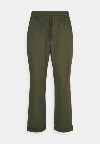 CASUAL TROUSERS - Trousers - army