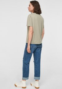 s.Oliver - Basic T-shirt - summer khaki - 2