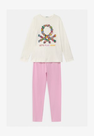 LUTK FASHION  - Pyjama set - light pink