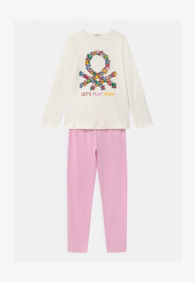 LUTK FASHION  - Pyjamas - light pink