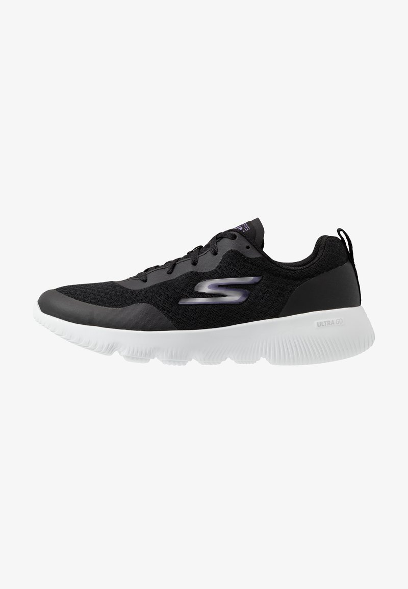 Skechers Performance - GO RUN FOCUS INSTANTLY - Sportieve wandelschoenen - black/purple
