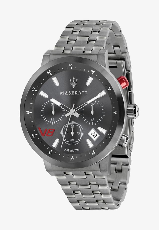 Chronograph watch - grey