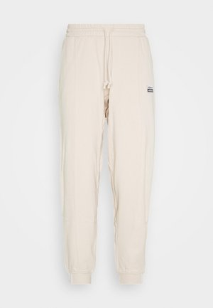 REGULAR JOGGER - Tracksuit bottoms - linen