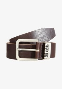 Tommy Hilfiger - ORIGINAL - Belt - dark brown - 1