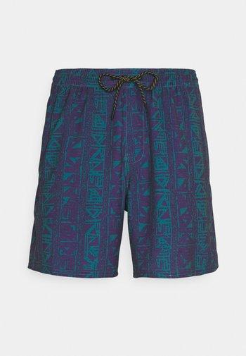 Swimming shorts - atlantic deep