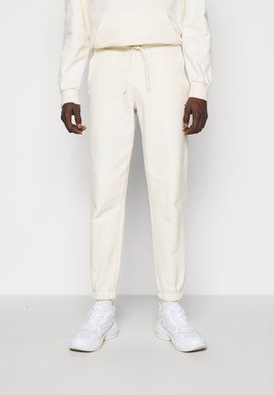 OSLO TROUSER  - Tracksuit bottoms - ecru