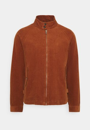 HARRINGTON - Korte jassen - gold metal