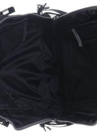 Forvert - ICE LOUIS - Rucksack - black grey - 3