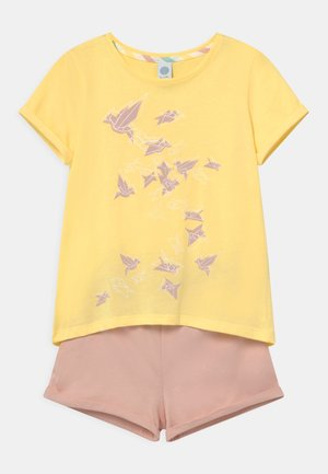 Pyžamová sada - lemon