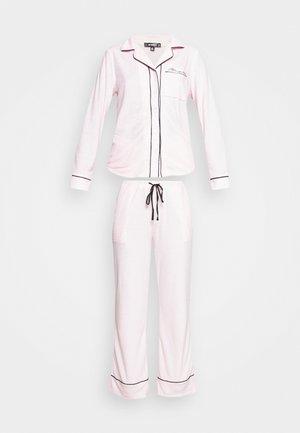 TOWEL SHIRT LONG - Pyjamas - pink