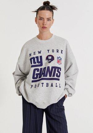 NFL NEW YORK GIANTS - Sweatshirt - grey