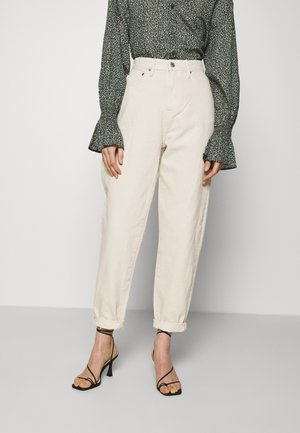 PAM - Relaxed fit jeans - light beige