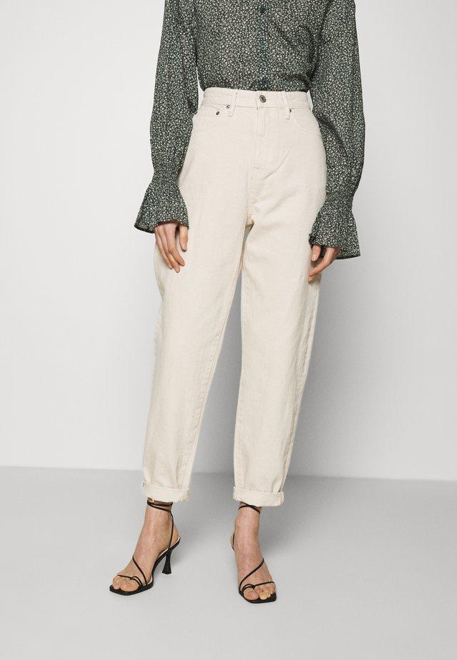 PAM - Jeans baggy - light beige