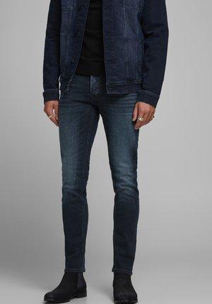 GLENN ORIGINAL - Slim fit -farkut - blue denim